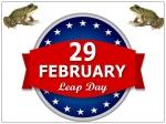 Leap Year 2020 : లీపు సంవత్సరం గురించి ఆశ్చర్యకరమైన విషయాలు...