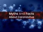 Coronavirus Outbreak:కరోనావైరస్ పై మనందరికీ ఉన్న అపోహలు- వాస్తవాలు మీకోసం ఇక్కడ...