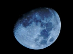Blue Moon : నీలి రంగులో చందమామ దర్శనం... ఎన్ని గంటల పాటు మన దేశంలో ఉంటుందంటే...!