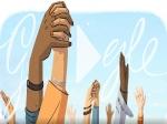 Women's Day 2021: ఆకట్టుకుంటున్న ఉమెన్స్ డే స్పెషల్ గూగుల్ డూడుల్... మీరూ చూసెయ్యండి...