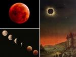 Lunar Eclipse on 26 May 2021: త్వరలో తొలి చంద్ర గ్రహణం.. 12 రాశులపై పడే ప్రభావం...!