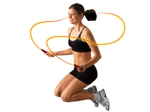 Skipping Fitness  Aid0182