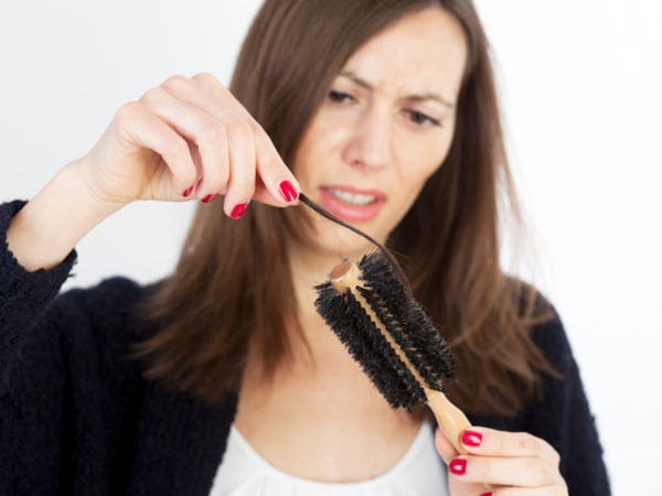 5 Unusual Causes Of Hairfall...!