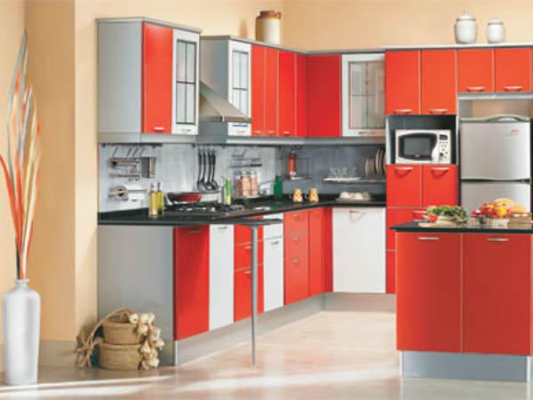 కళ ళ జ గ ల మన ప చ మ డ రన ర డ మ డ క చ న Modular Kitchen Tips For Your Home మ డ రన మ డ య లర క చ న Telugu Boldsky