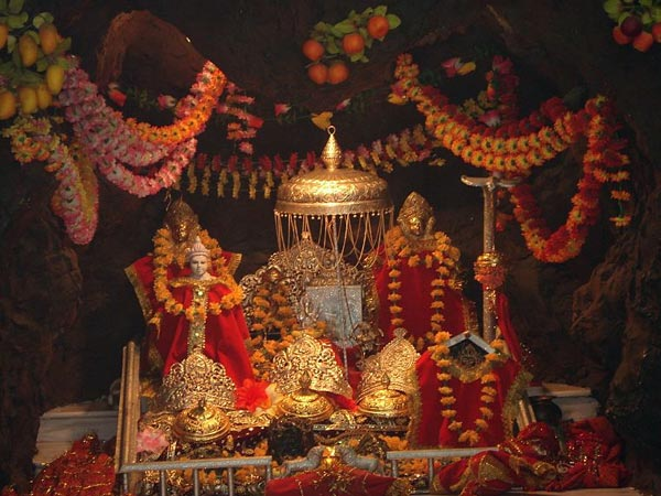 Image result for వైష్టోవి దేవి దేవాలయం