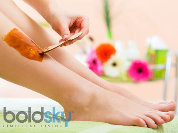 Advantages Of Homemade Hair Removal Wax