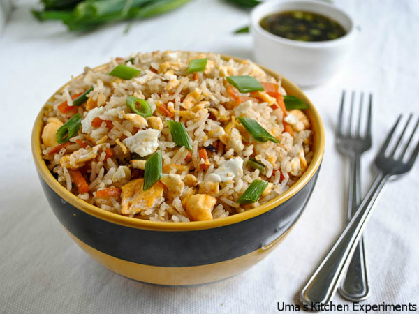 Paneer Fried Rice: Healthy and Tasty