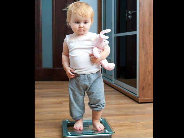 Best Diet & Routine FOR YOUR UNDERWEIGHT TODDLER
