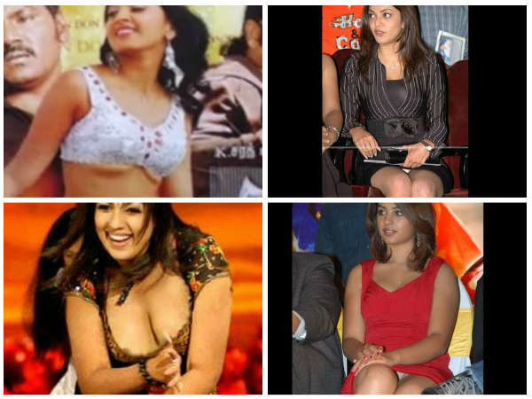 Tollywood The 50 Best (female) Wardrobe Malfunctions In Tollywood