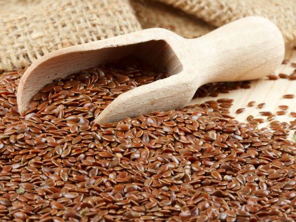 అవిసె గింజల గురించి 5 అద్భుతమైన అందమైన వాస్తవాలు   Five Amazing Facts About Flax  Seeds: Health Tips in Telugu - Telugu BoldSky
