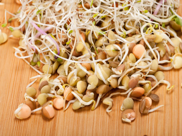 sprouts for weight loss