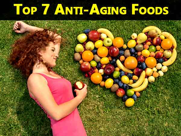 Top 16 Nutritious Foods To Fight Aging