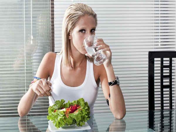 Как похудеть с помощью воды на 10 кг за неделю