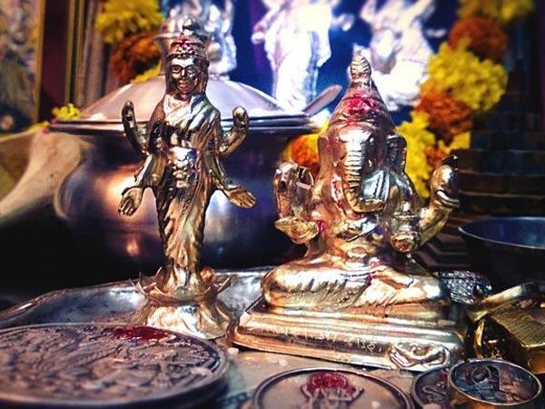 దివాళి ముందు రోజు జరుపుకునే దంతేరాస్ పూజా విశిష్టత..!