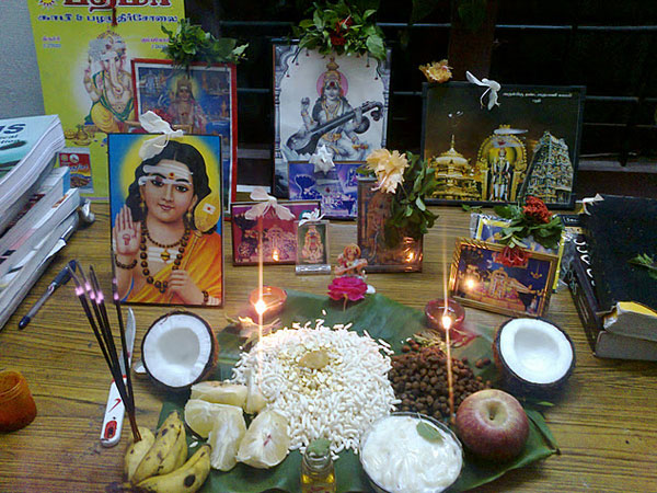 Ayudha Puja: Weapon Puja In Navratri