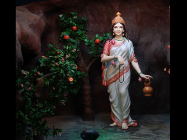 Story of Brahmacharini: Second Goddess of Navaratri