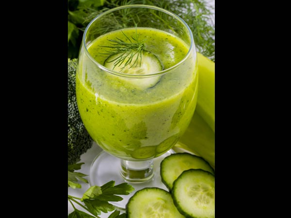 How Effectly Cucumber Juice Benefit You..!