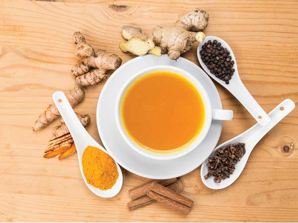 Say Goodbye To Pain With Turmeric Pain-Relief Tea!