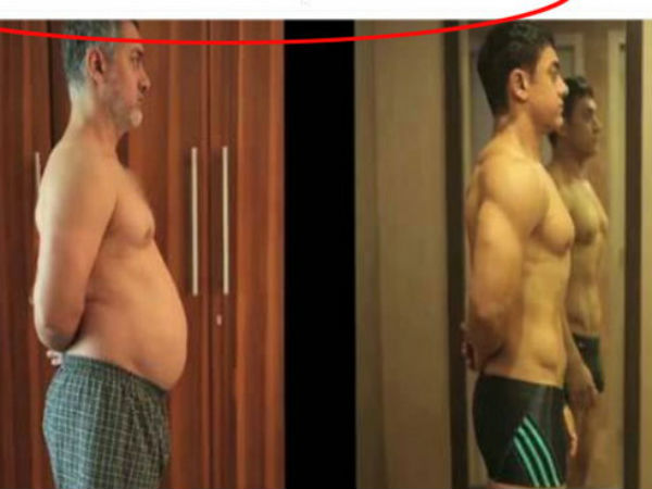 Aamir Khan Weight Loss Journey: Fat to Fit transformation For Dangal
