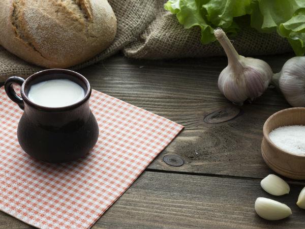 వెల్లుల్లి మిల్క్ లో దాగున్న అద్భుత ఔషధ గుణాలు..!