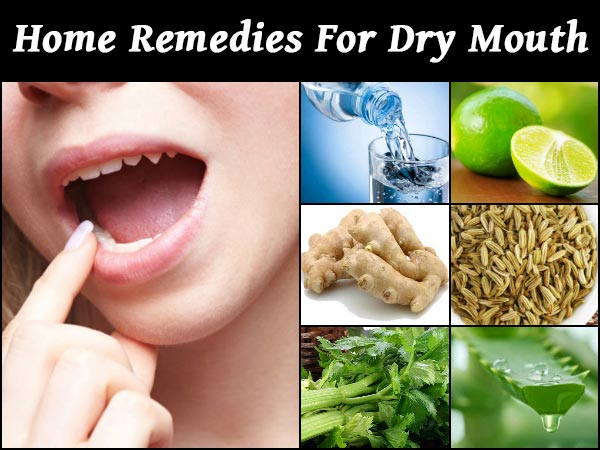 Is Your Mouth Getting Dried Up Too Often? These Home Remedies Help Treat Dry Mouth Instantly