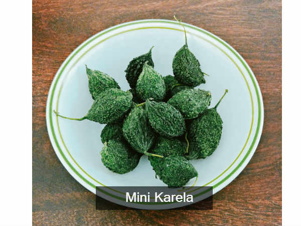 Mini Karela Recipe