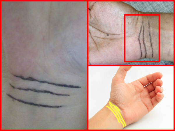 What Bracelet Lines Tries To Tell You