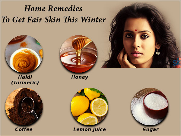 15 Kitchen Ingredients To Get Fair Skin This Winter