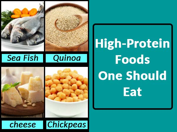 High-Protein Foods That Nutritionists Want Us To Eat