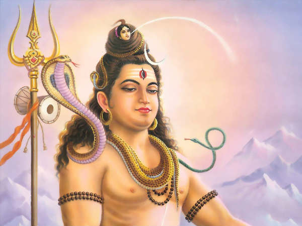 Shiva Mantras for long life and early marriage
