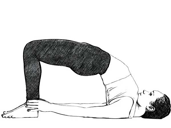 These Yoga Asanas Help Fight Fatigue & Tiredness Efficiently