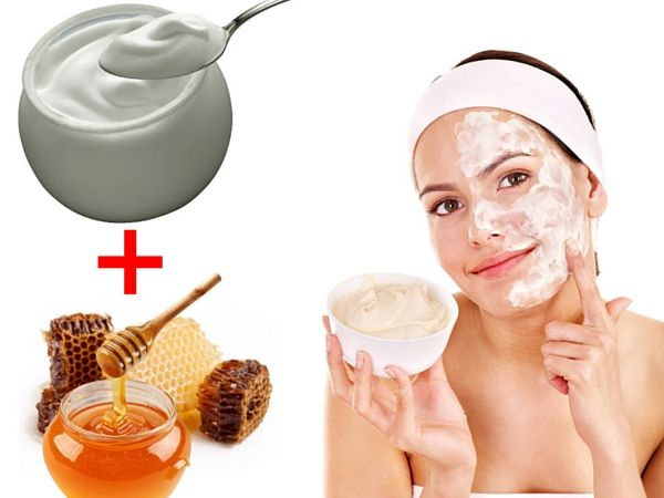 Benefits Of Curd Face Packs