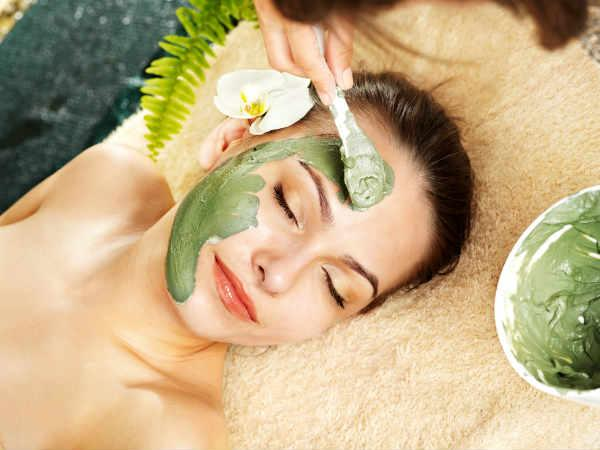 Glowing Skin With Tulasi Face Pack