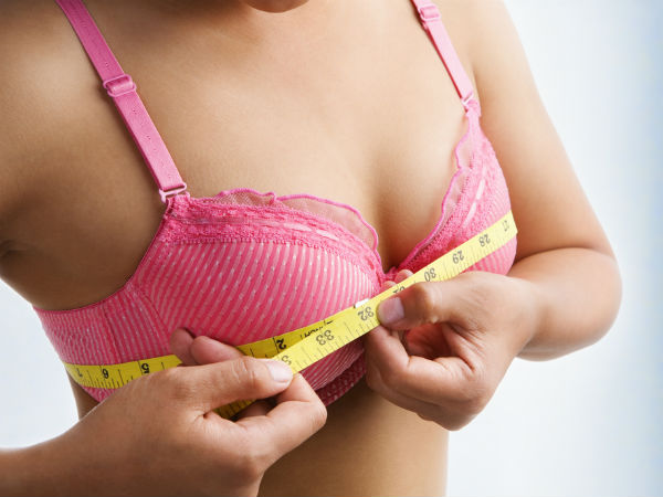 Wearing Wrong Size Bra Can Be Dangerous; Know The Reasons