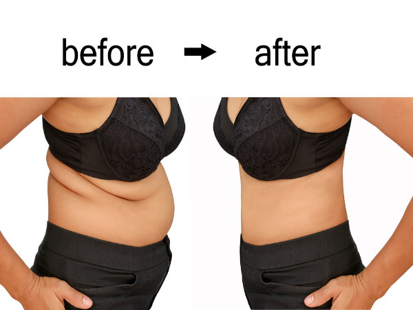 Natural Remedy To Help You Lose 4 Kilos In 35 Days!