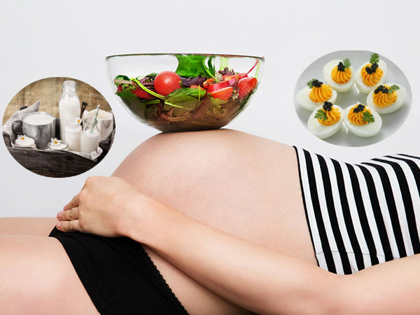 9th Month Pregnancy Diet - Which Foods To Eat