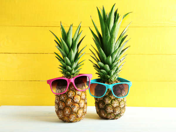 It's The Season Of Pineapple! Read This Article To Know About Its Amazing Health Benefits