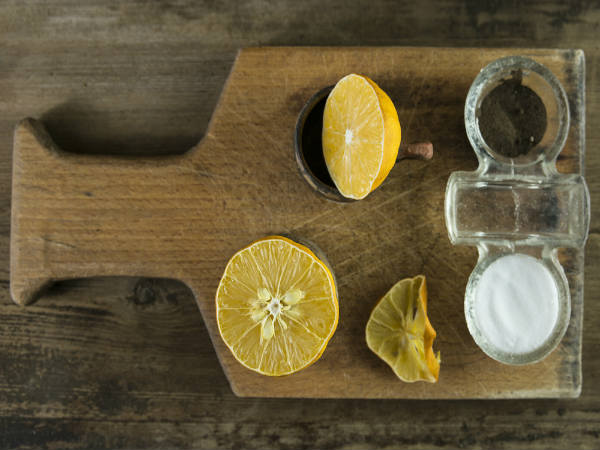 Mix Lemon, Pepper And Salt And See What All It Can Cure!