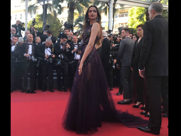 Indian celebreties at cannes film festival 2017