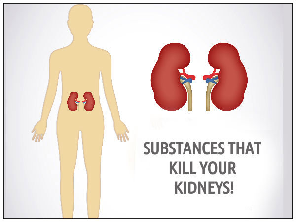 10 Habits That Damage Your Kidneys
