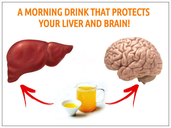 Here's A Drink That Protects Liver And Brain!