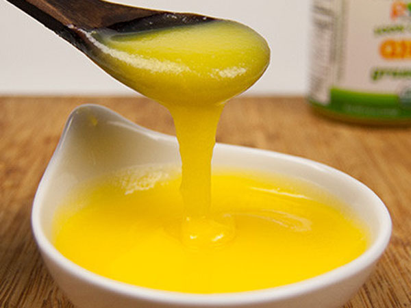 ghee remedy to reduce constipation