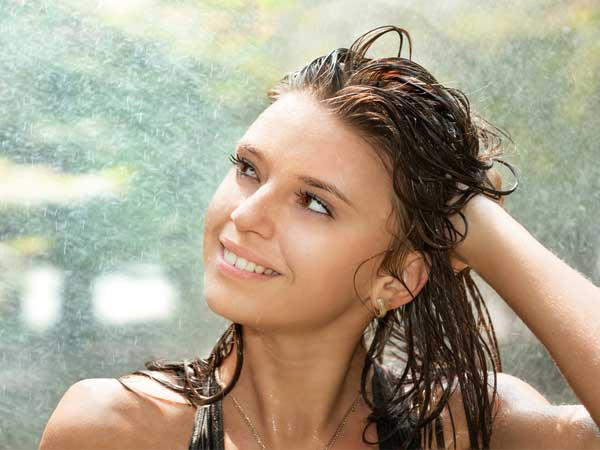 hair care in monsoon