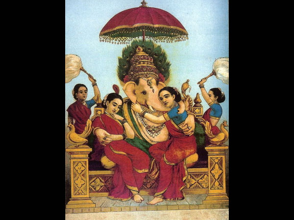 How Ganesha came to be known as The Lord of Peacocks