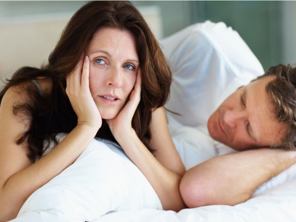 arousal after menopause