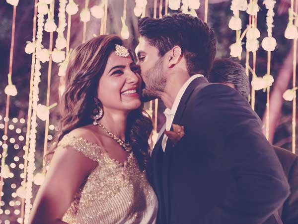 "Crazy: Samantha - Naga Chaitanya ""Two types of marriage we are planning"""