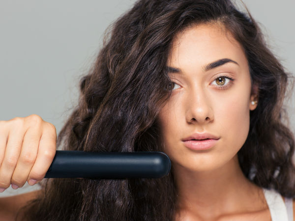 tips for straightening curly hair | must follow tips for straightening curly hair