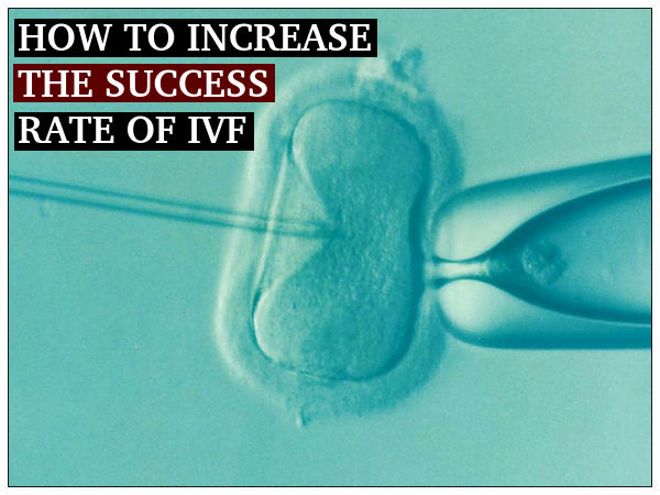 chances of ivf working first time