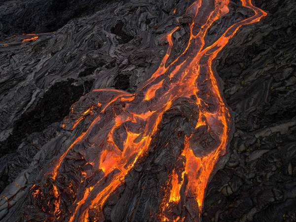 Amazing Photos: Erez Marom Who Captured The Mount kilauea's Lava
