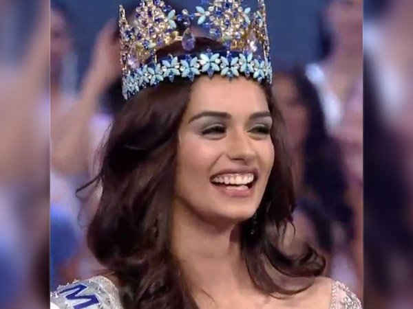 Indian Student Manushi Chillar Won The 67th Miss World Title